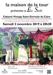 Cabert vintage Saint Germain du Caire