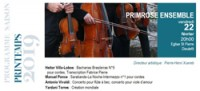 PRIMEROSE ENSEMBLE | Pradel Association